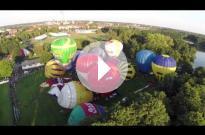 V Polsko-Niemiecki Festiwal Balonowy Memoriał Kurta Hummela - dzień I