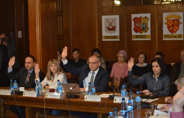 Dyskusja o podatkach i działce przy ul. Drahimskiej