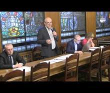 Sesja Rady Miasta Szczecinek 7 11 2016