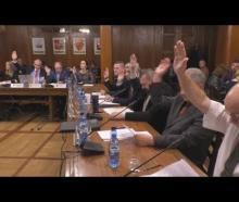 XLI Sesja Rady Miasta Szczecinek cz II [2017.11.27]