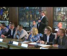 Sesja Rady Miasta 23.04.2018